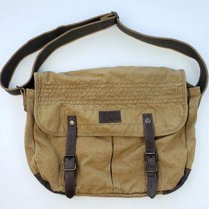 VTG American Eagle Outfitters Canvas Messenger Bag